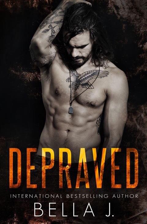 Depraved (American Street Kings, #1)