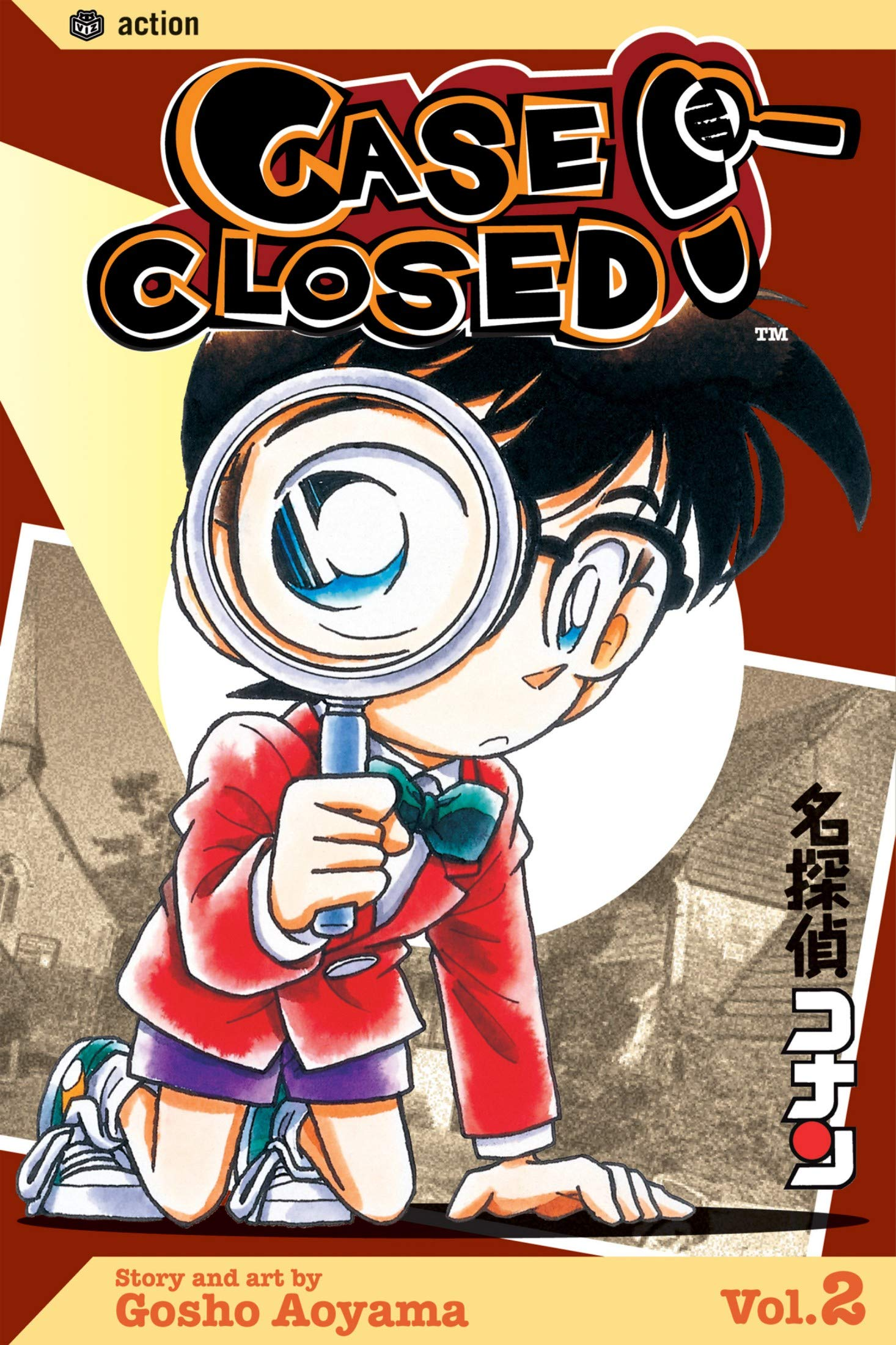 Case: Closed Book 2 Includes Vol 4 - 5 - 6 Great Mystery Graphic Novel Manga For Adults, Teenagers, Kids, Fan Lover