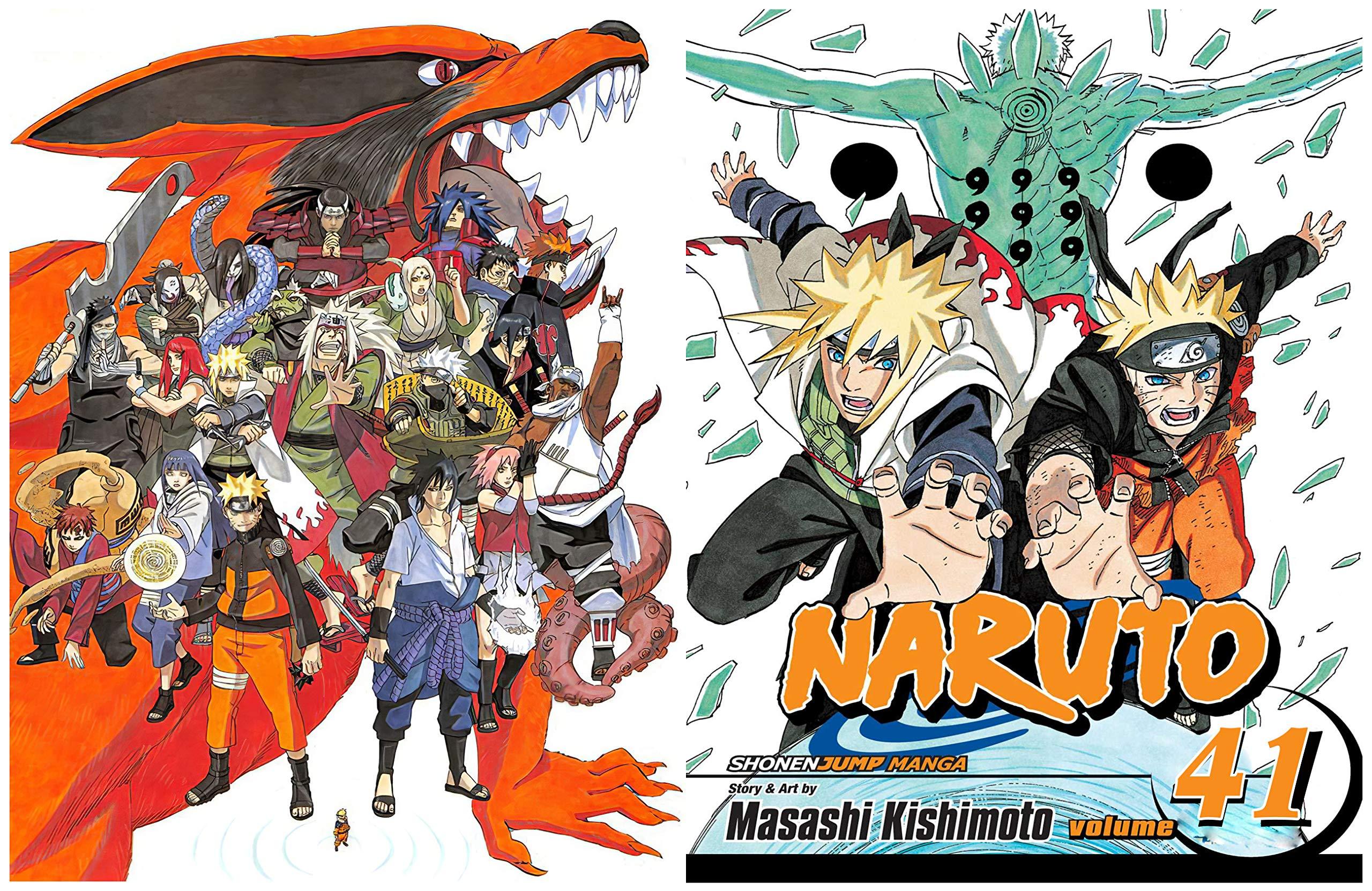 Naruto Full Series : Vol5 Chapter 41 The Devils Whisper!
