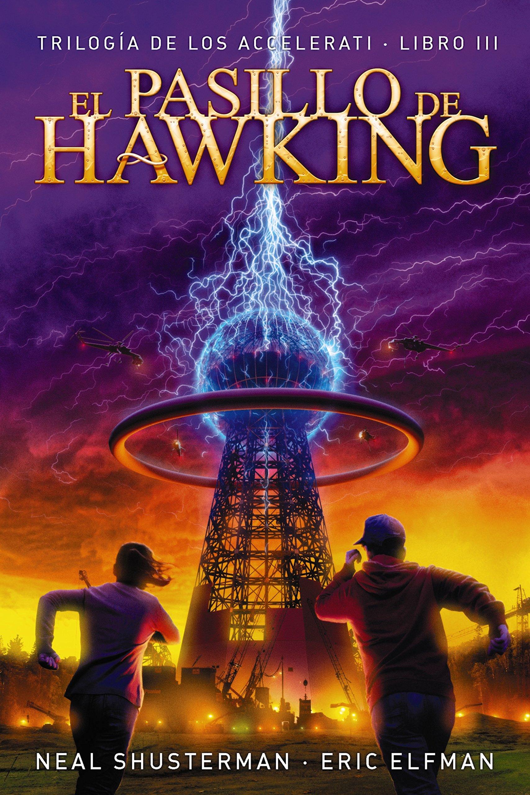 El pasillo de Hawking (LITERATURA JUVENIL (a partir de 12 años) - Narrativa juvenil nº 3)