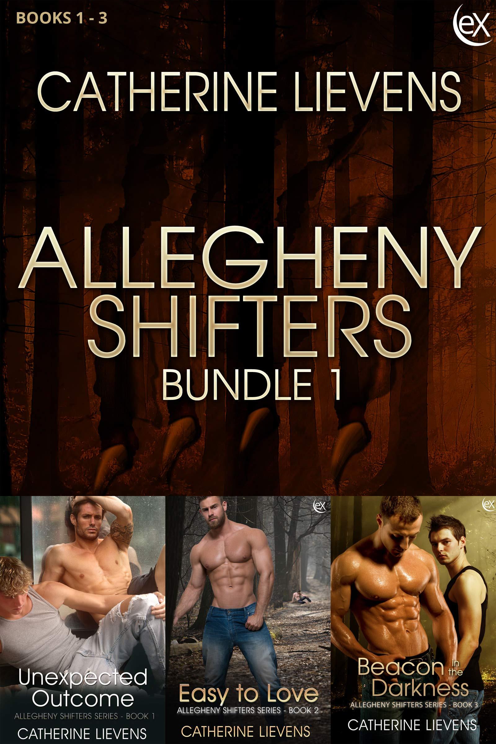 Allegheny Shifters Bundle 1