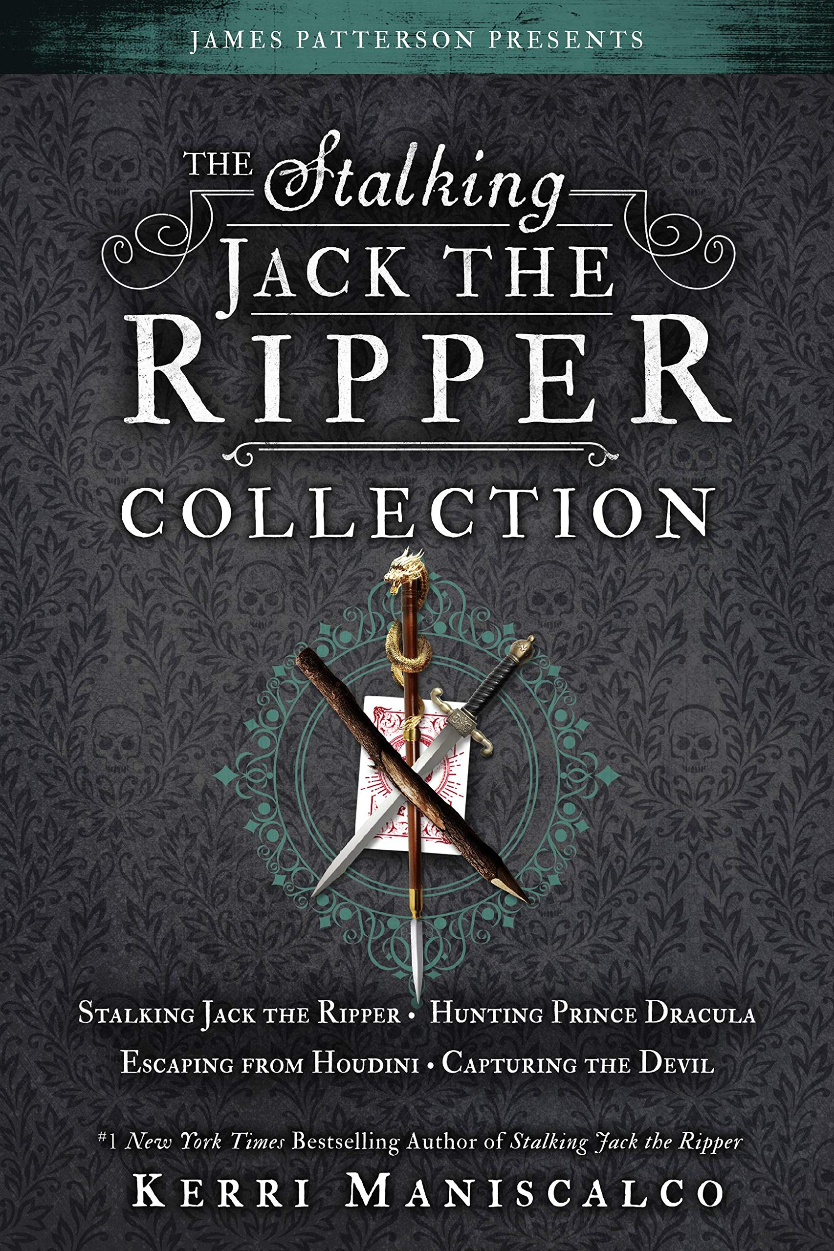 The Stalking Jack the Ripper Collection: Books 1-4
