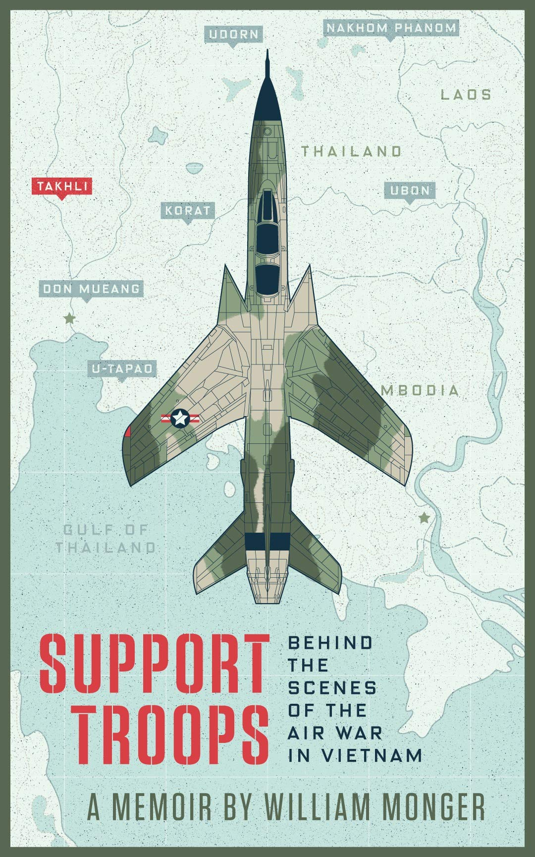 Support Troops: Behind the scenes of the air war in Vietnam
