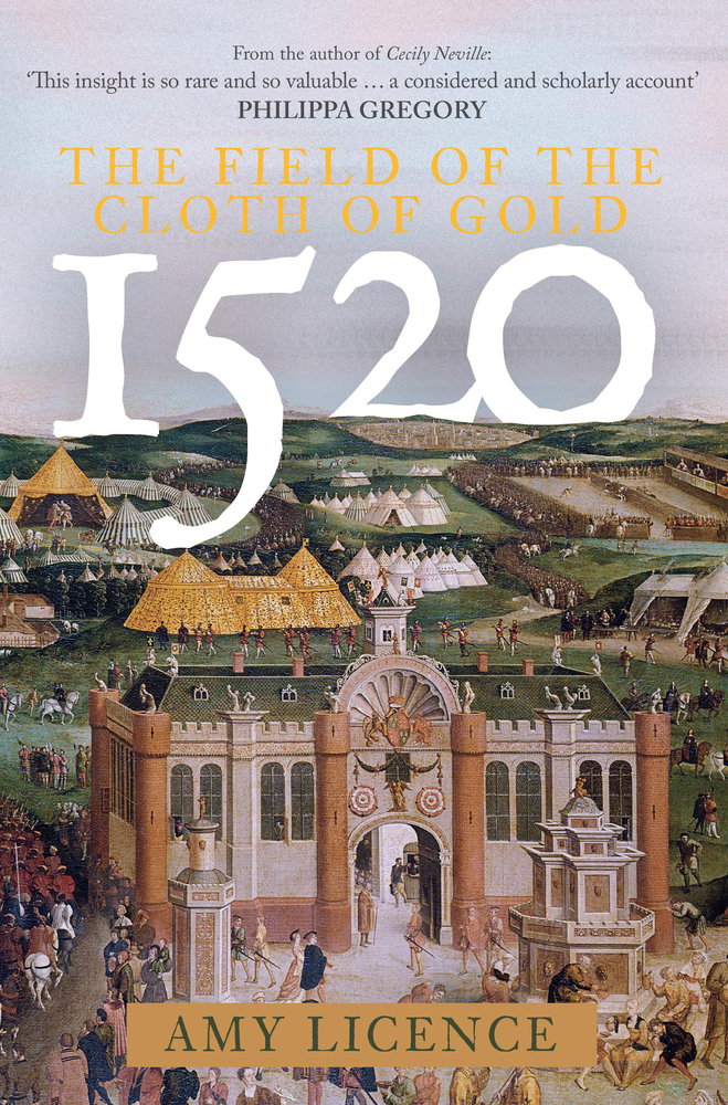 1520: The Field of the Cloth of Gold
