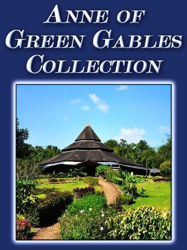 Anne of Green Gables Complete Collection( 6 Series):Plus Heidi- Rebecca of Sunnybrook Farm (8 in 1 Set of Heartwarming Stories) - (Annotated)