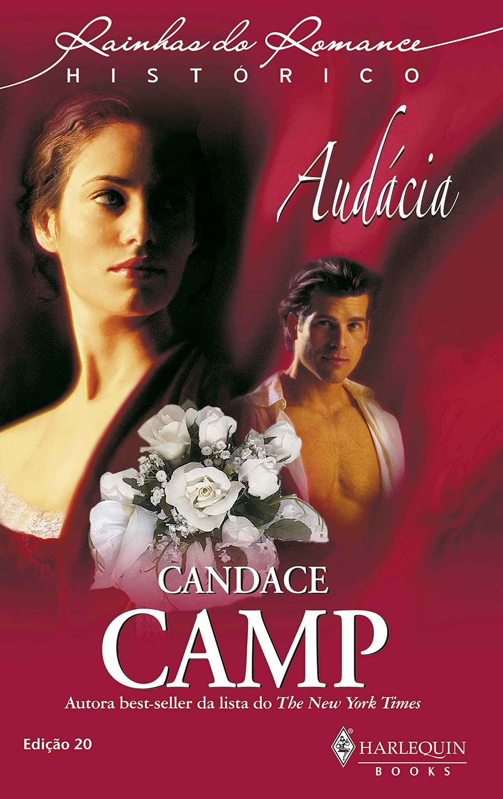 Audácia (Harlequin Rainhas do Romance Histórico Livro 20)