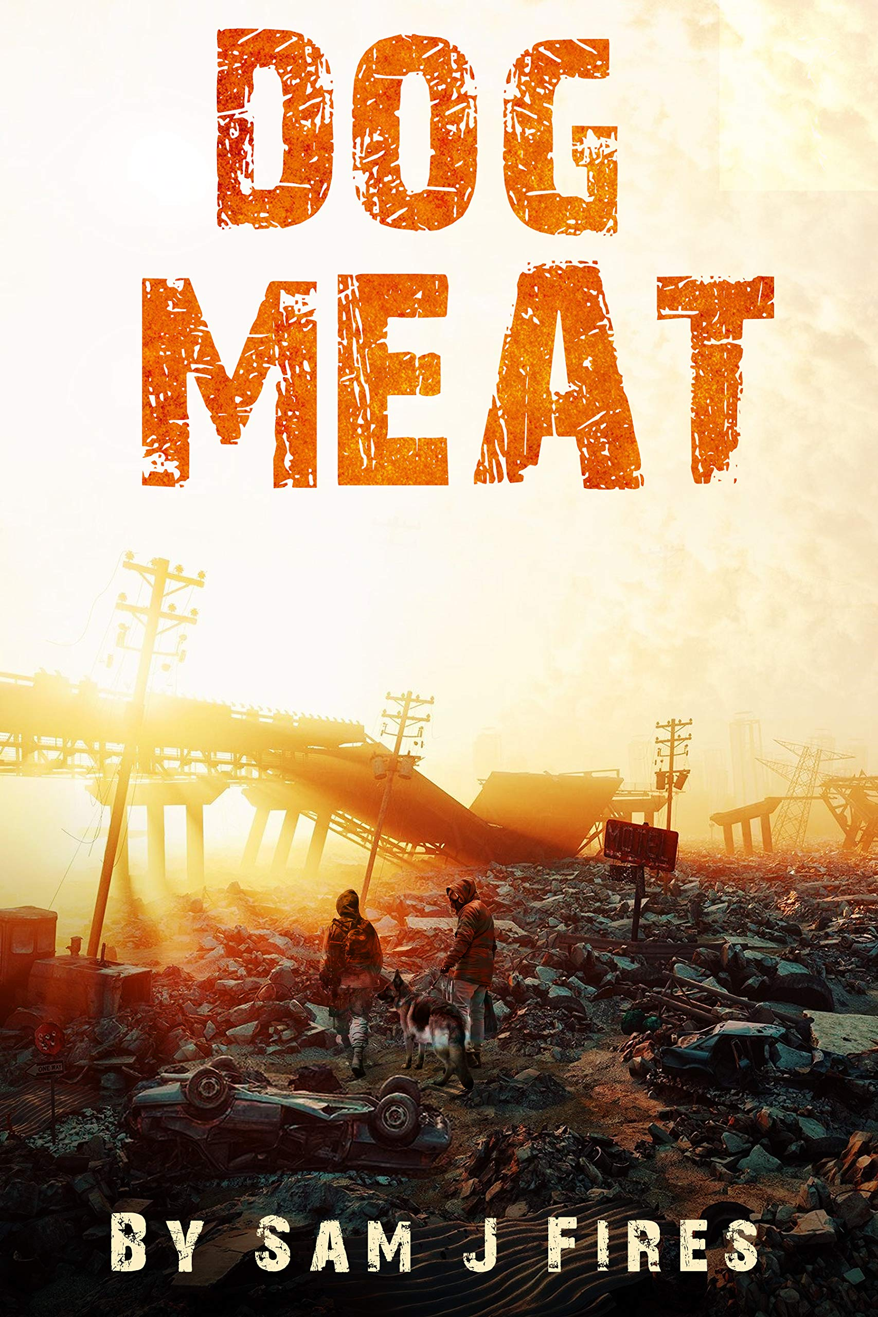 Dog Meat: A Post Viral-Apocalypse Story: (Scavengers Book 1)