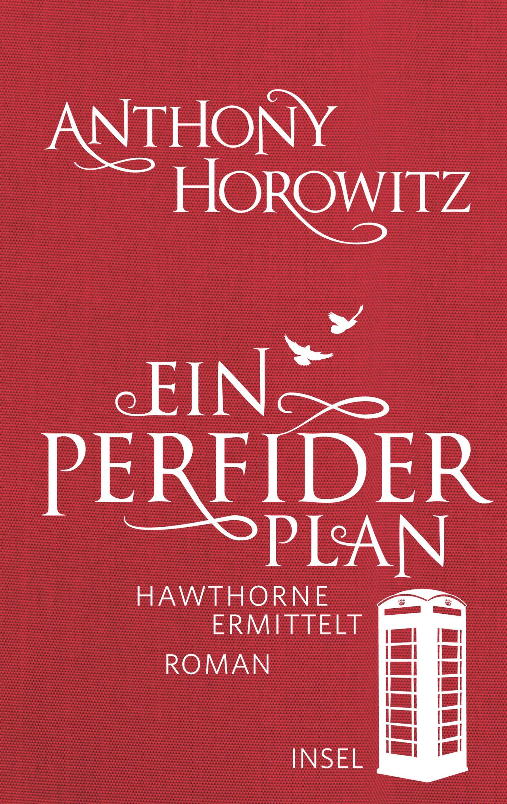 Ein perfider Plan: Hawthorne ermittelt