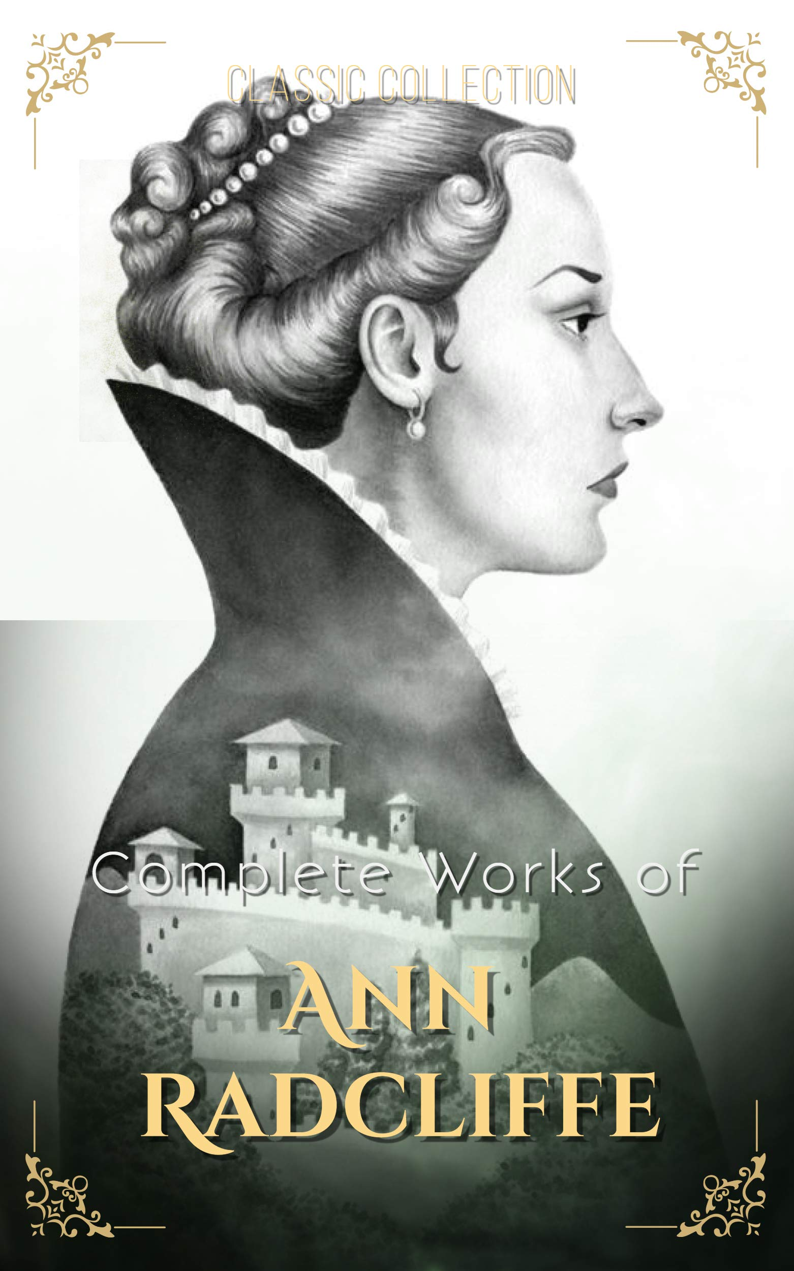 Complete Works of Ann Radcliffe (Annotated): Collection Including The Italian, The Mysteries of Udolpho, The Romance of the Forest, A Sicilian Romance, and More