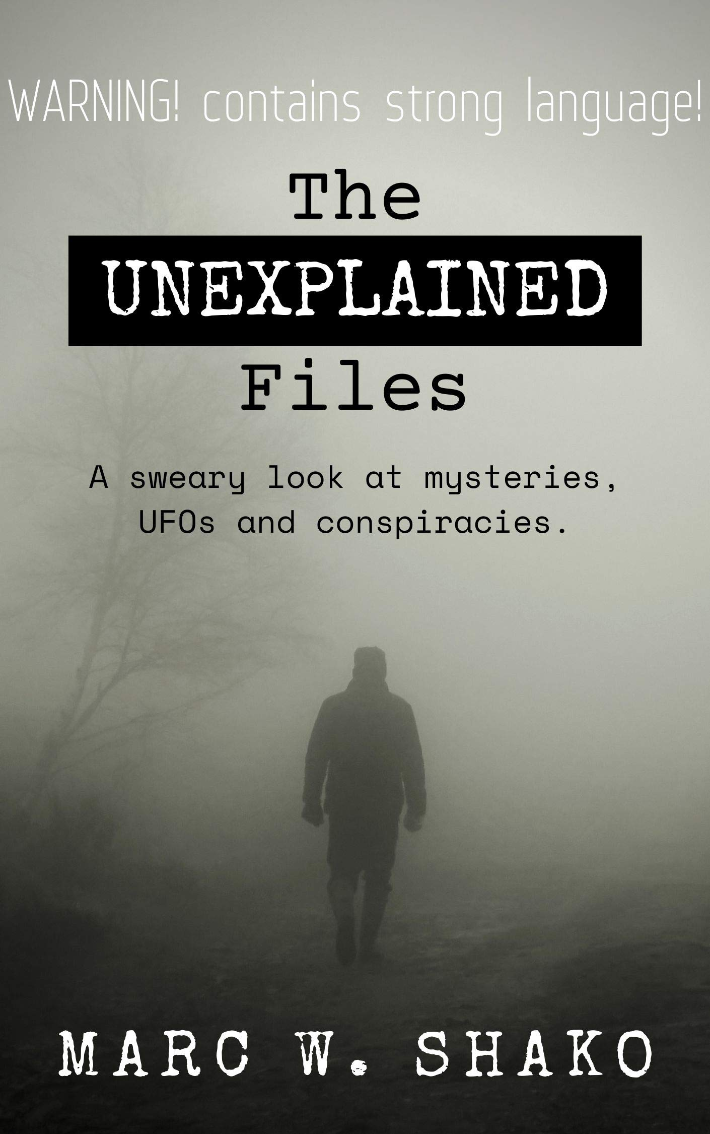 The Unexplained Files: a lighter look at mysteries, UFOs, and conspiracies. (Non-Fiction Book 1)