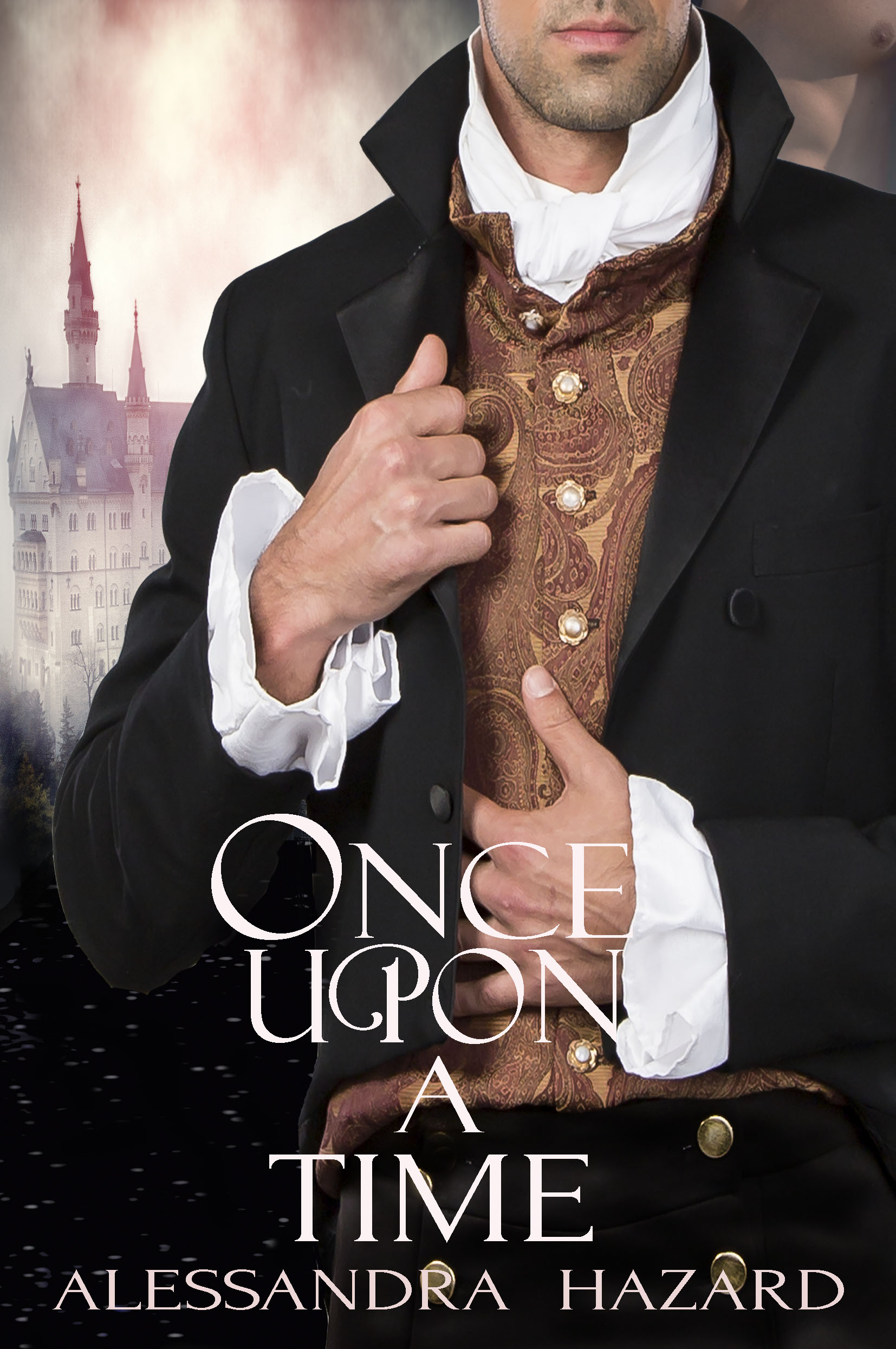 Once Upon a Time (Calluvia's Royalty, #3)