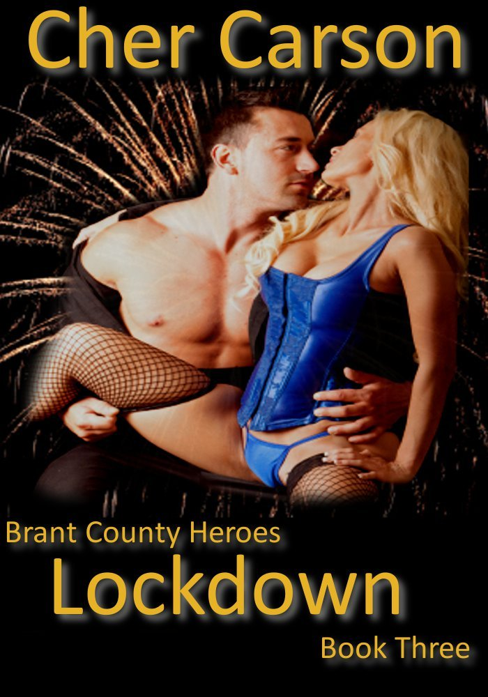 Lockdown (Brant County Heroes Book 3)
