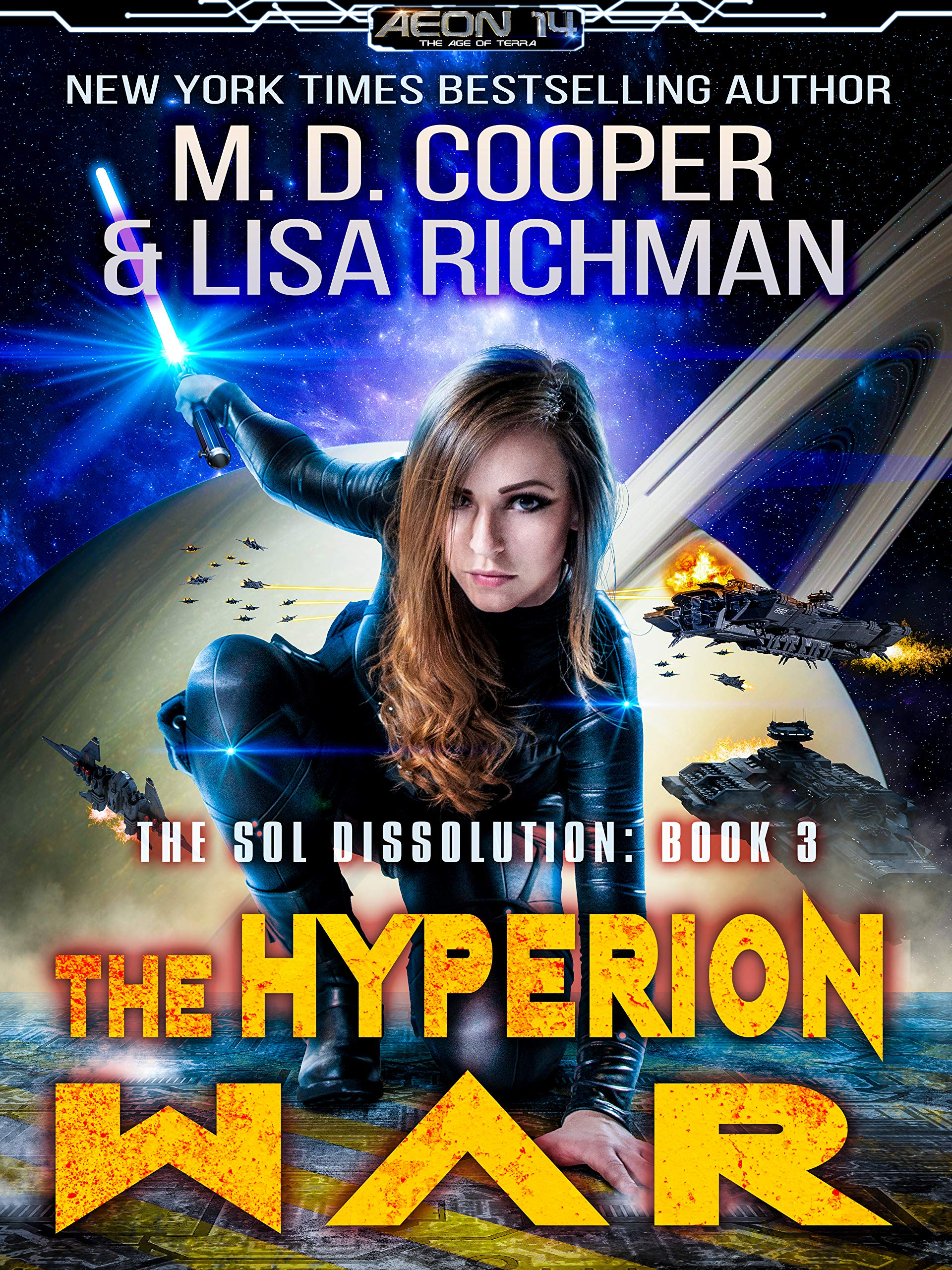 The Hyperion War (Aeon 14: The Sol Dissolution #3)