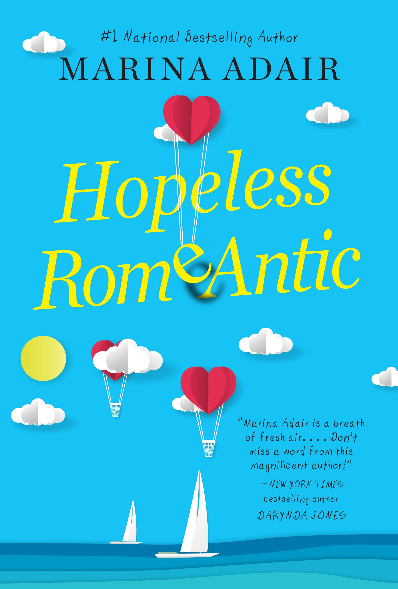 Hopeless RomeAntic (When in Rome #2)