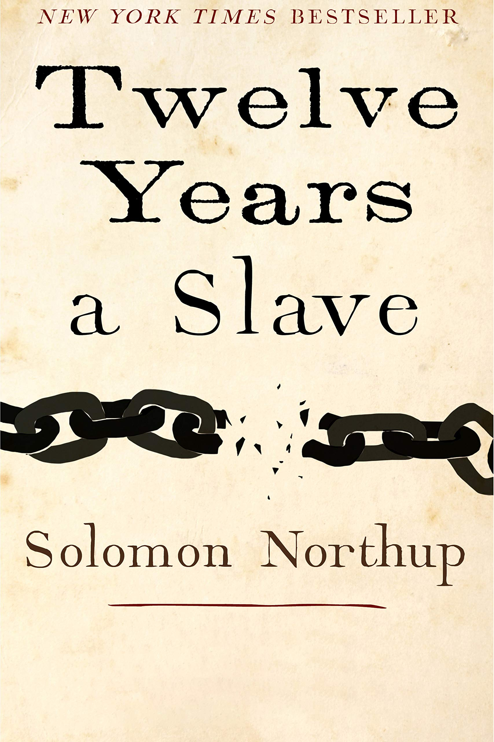 Twelve Years a Slave Autobiography of Solomon Northup