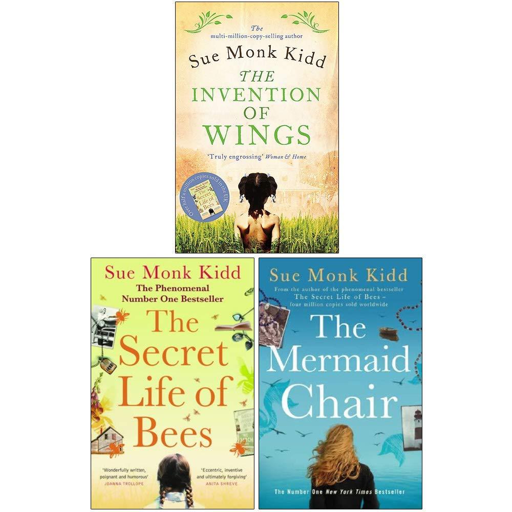 Sue Monk Kidd Collection 3 Books Set