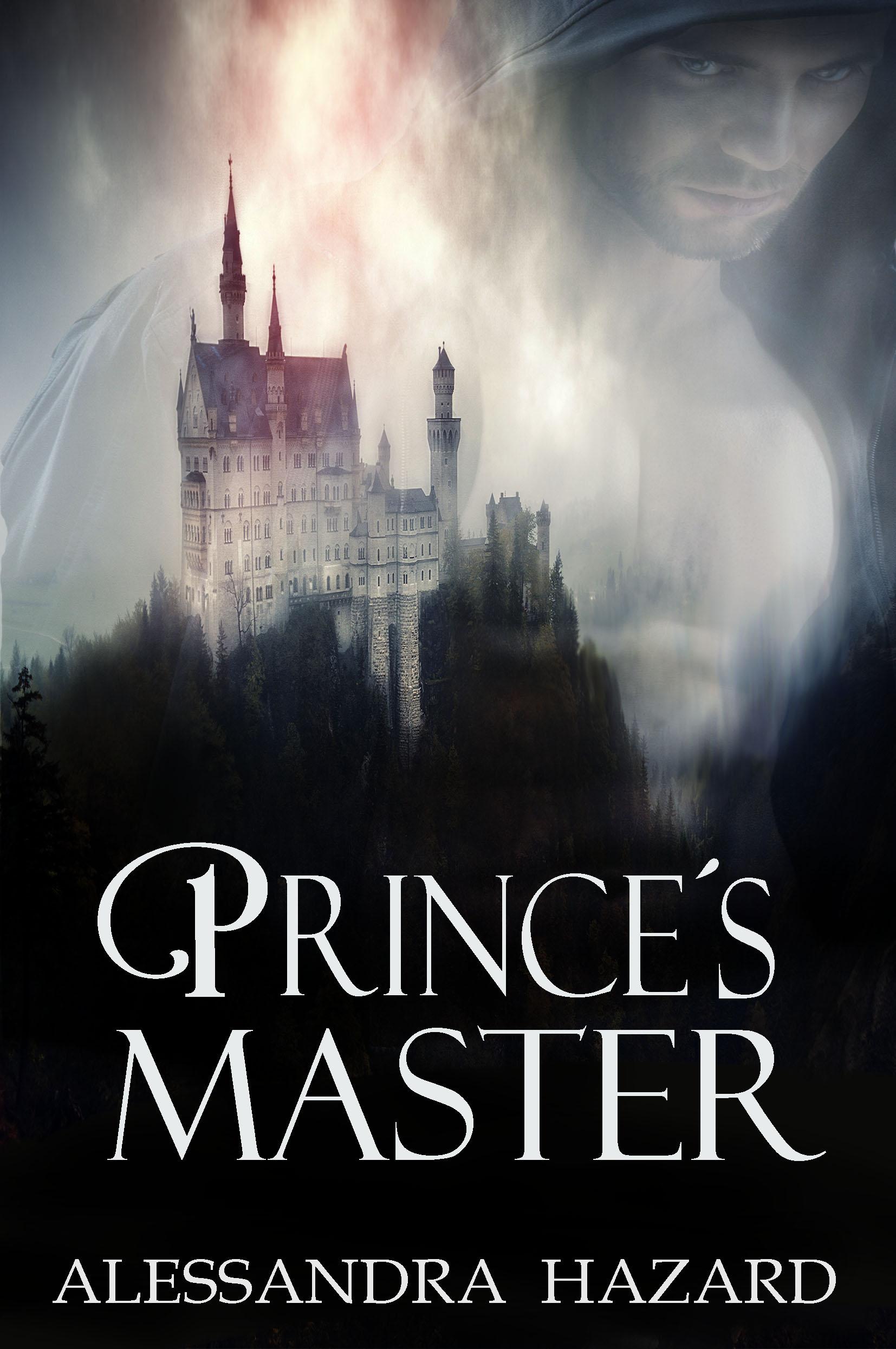 Prince's Master (Masters #1; Calluvia's Royalty, #4)