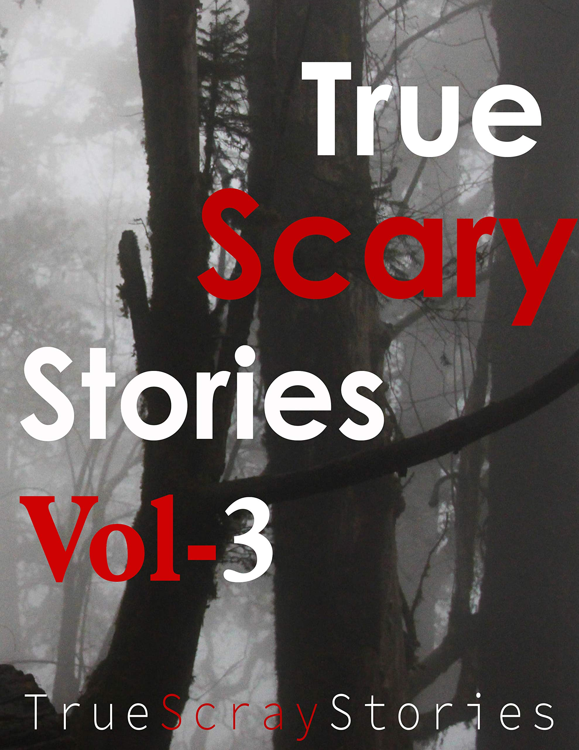 True Scary Stories Tell In The Night Vol Three : Paranormal & Supernatural Horror, Bést Horror Creepy Scary Ghosts Short Stories