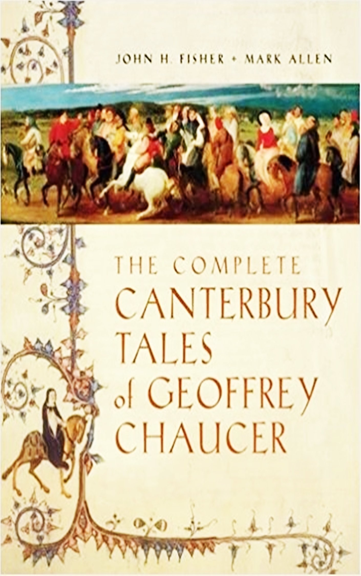 The Canterbury Tales - Completed - [Cliffs Notes] - (ANNOTATED)