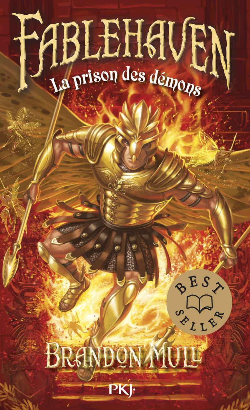 Fablehaven - tome 5 La prison des démons (5) (Hors collection sériel)