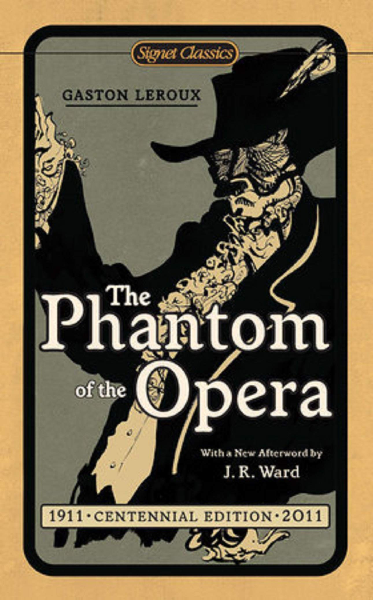The Phantom of the Opera illustrated