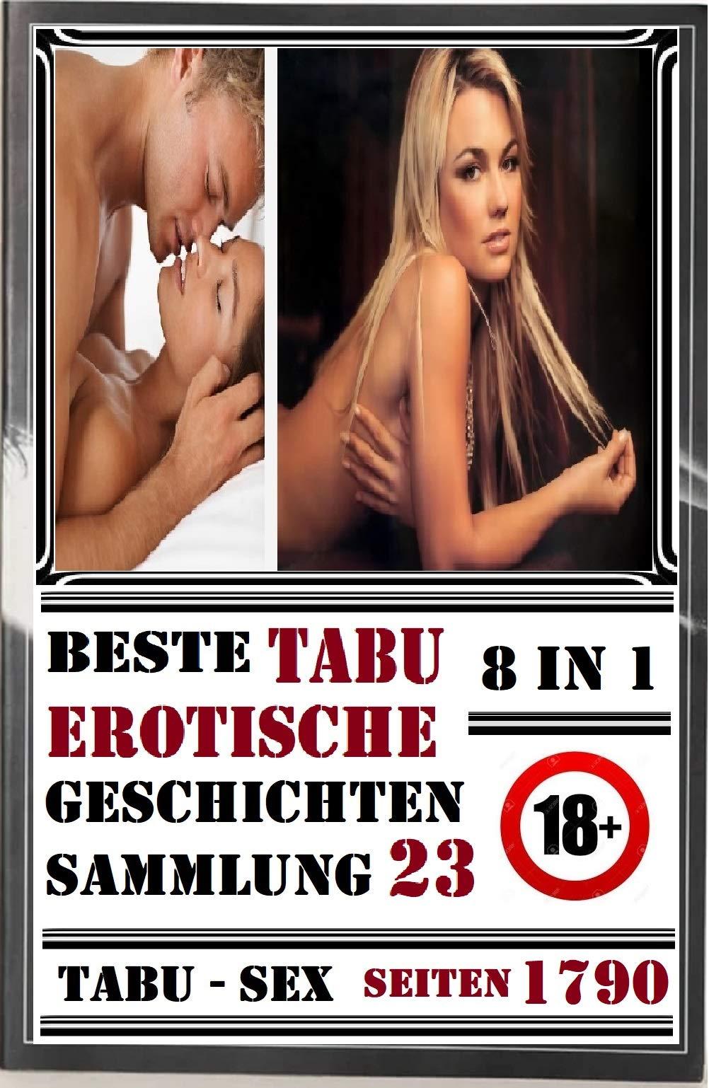 J. M. Gunternes Beste TABU Erotische Fantasy-Geschichten Sammlung 23 (8 in 1)