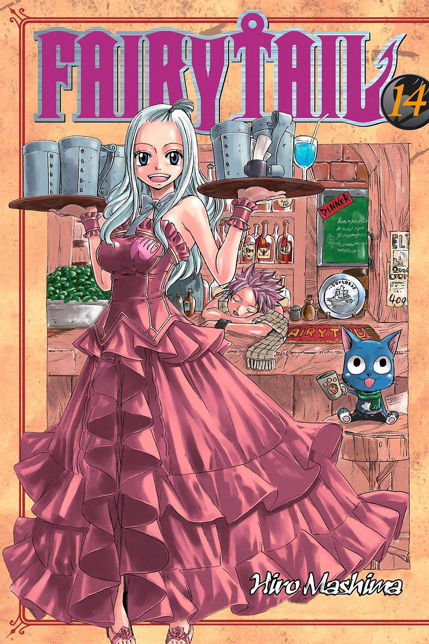 Fair: Tail - Book 14 Includes Vol 27 - 28 - Great Fairy Fantasy Action Graphic Novel Manga For Adults, Teenagers, Kids, Manga Lover