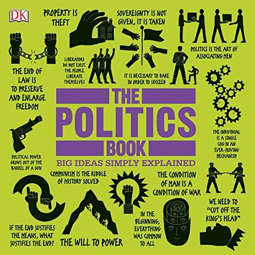 The Politics Book (Big Ideas Series)