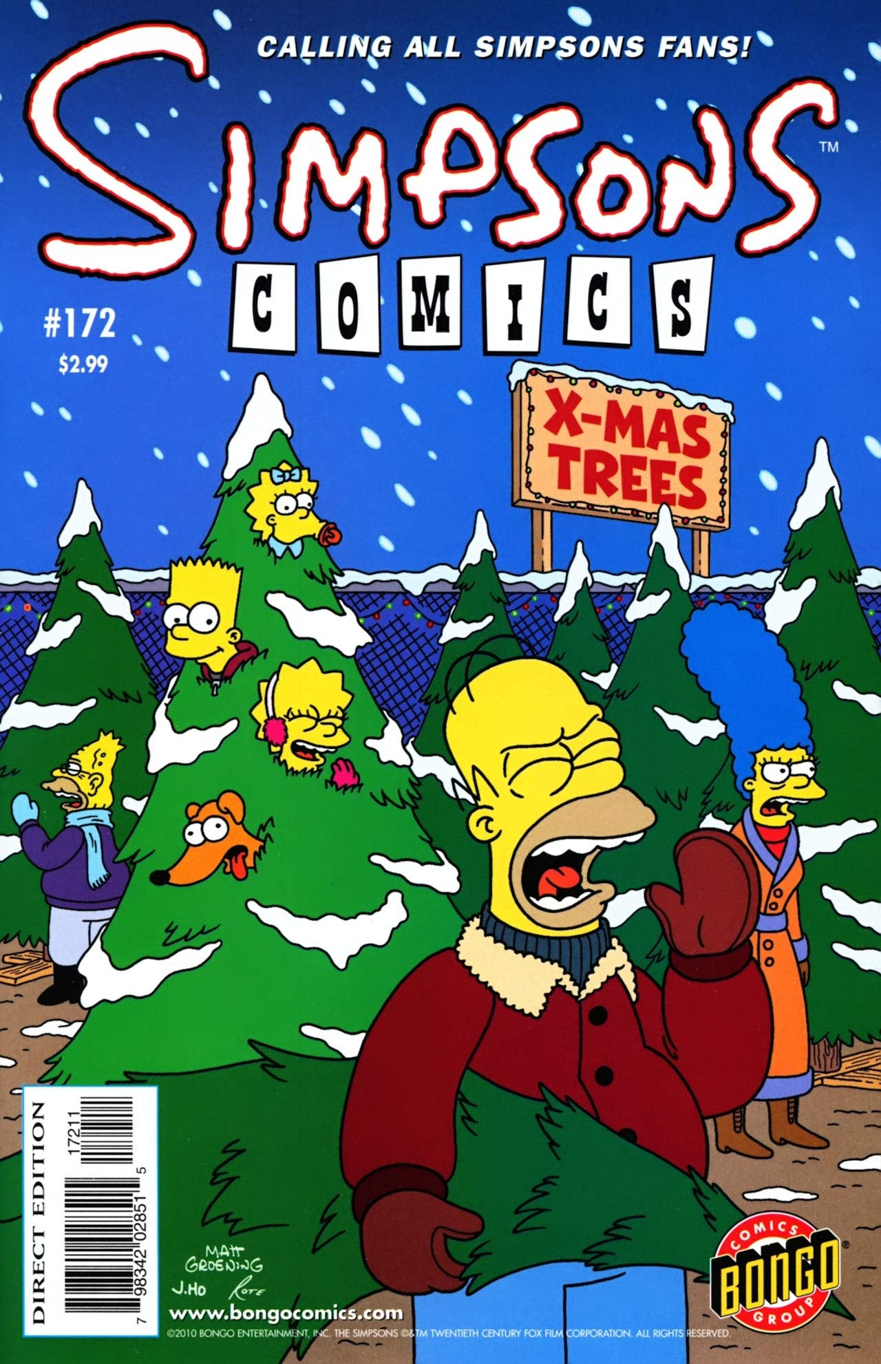 Simpsons Comics: Vol 29 Funny Cartoon Family Comics Books For Kids, Boys , Girls , Fans , Adults