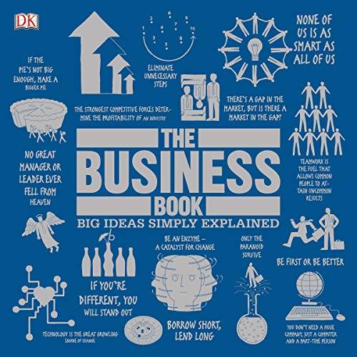 The Business Book (Big Ideas Series)