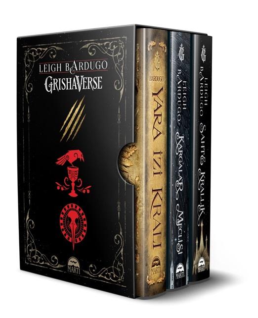 Kargalar Meclisi - Sahte Krallık - Yara İzi Kralı: 3 Kitap Kutu Set