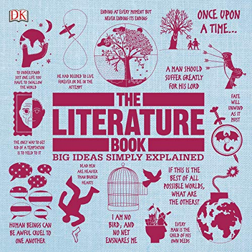 The Literature Book (Big Ideas Series)
