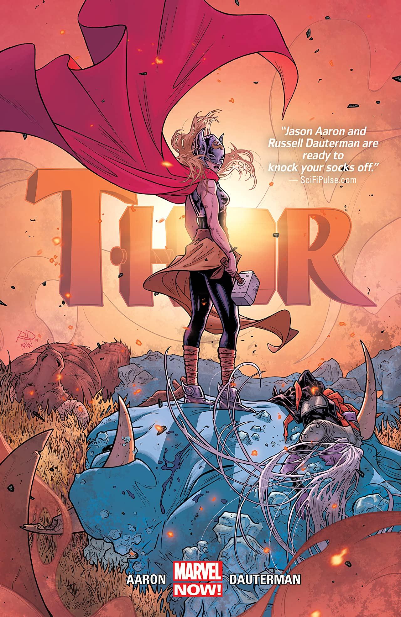Thor by Jason Aaron & Russell Dauterman Vol. 1