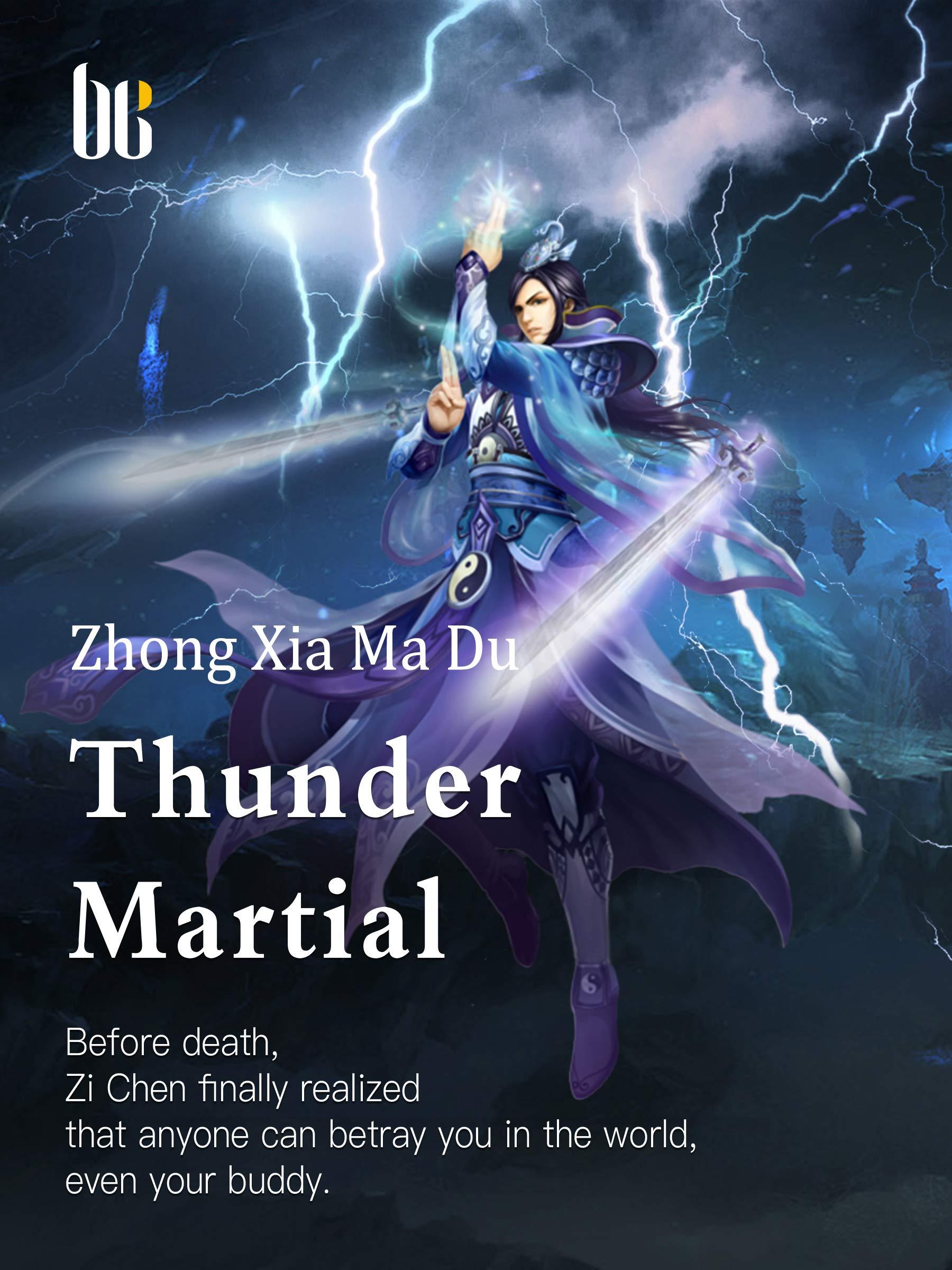 Thunder Martial: Volume 37