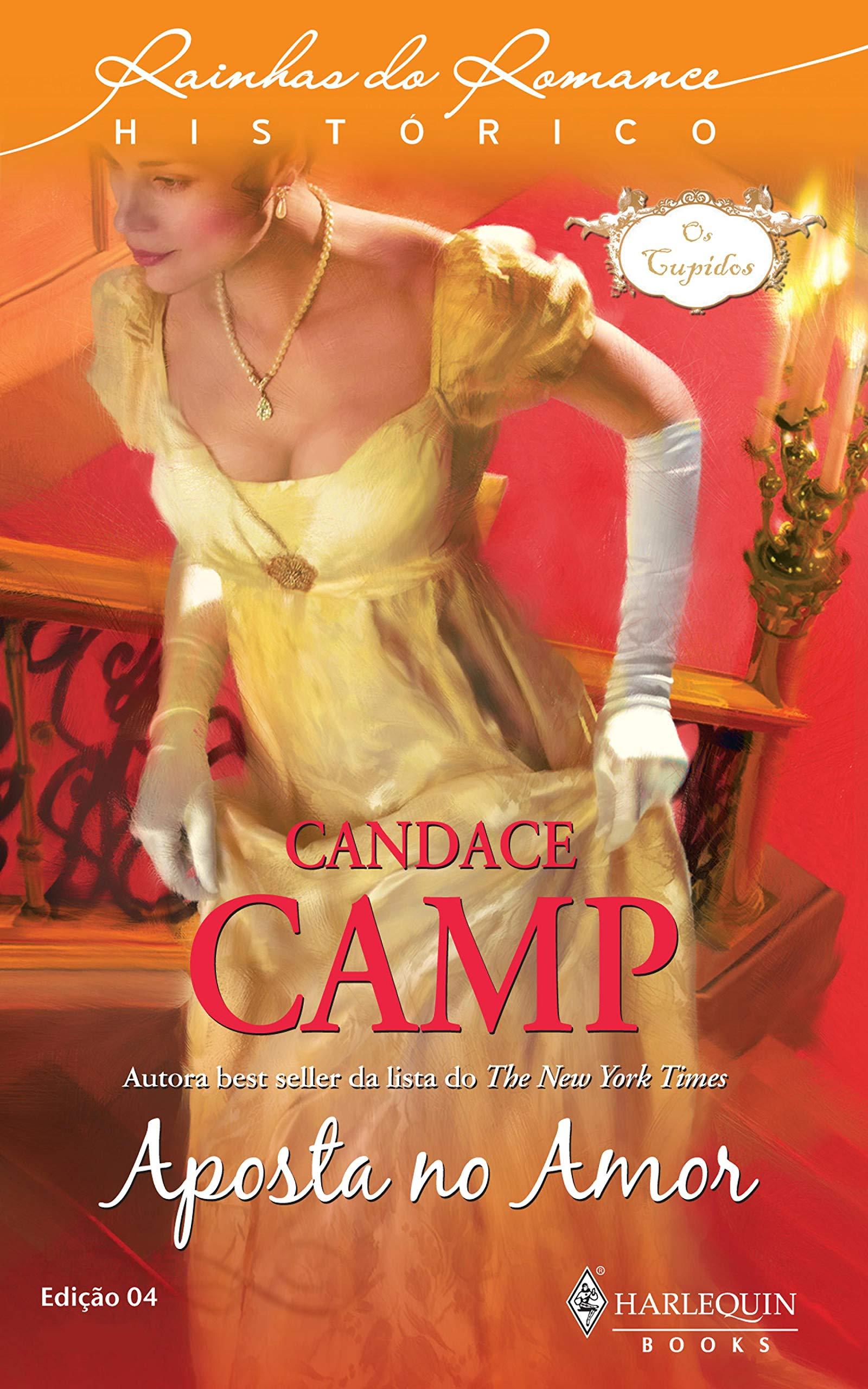 Aposta no Amor (Harlequin Rainhas do Romance Histórico Livro 4)