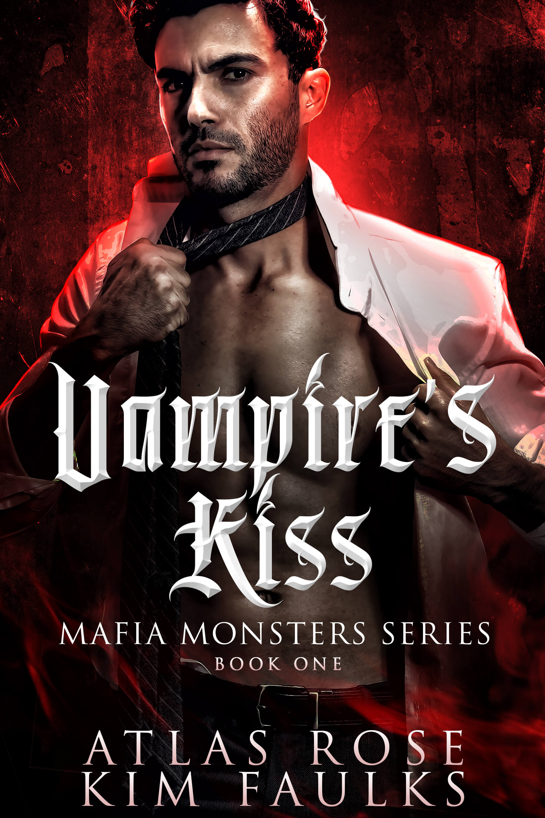 Vampire's Kiss (Mafia Monsters Series Book 1)