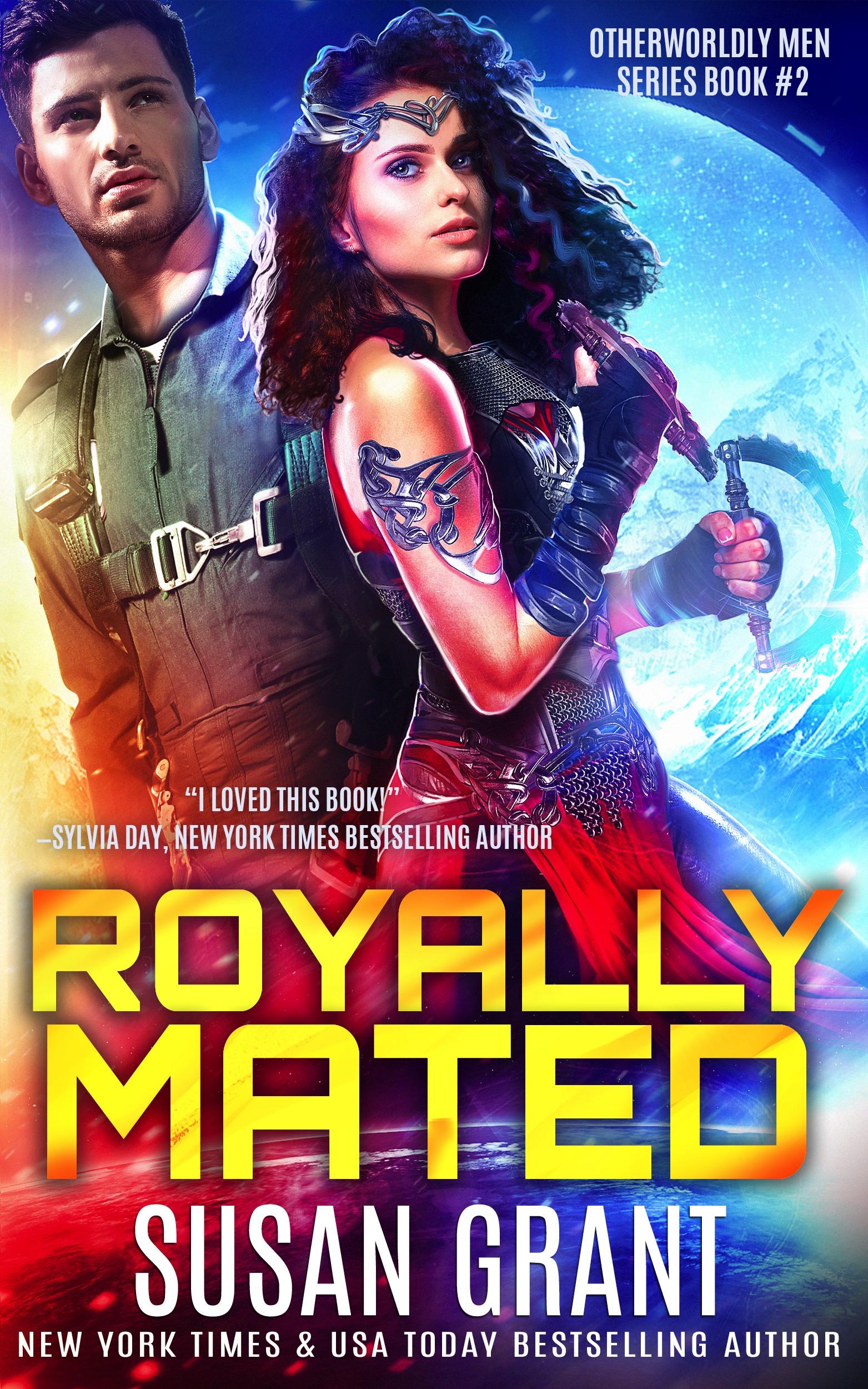 Royally Mated (OtherWorldly Men, #2)