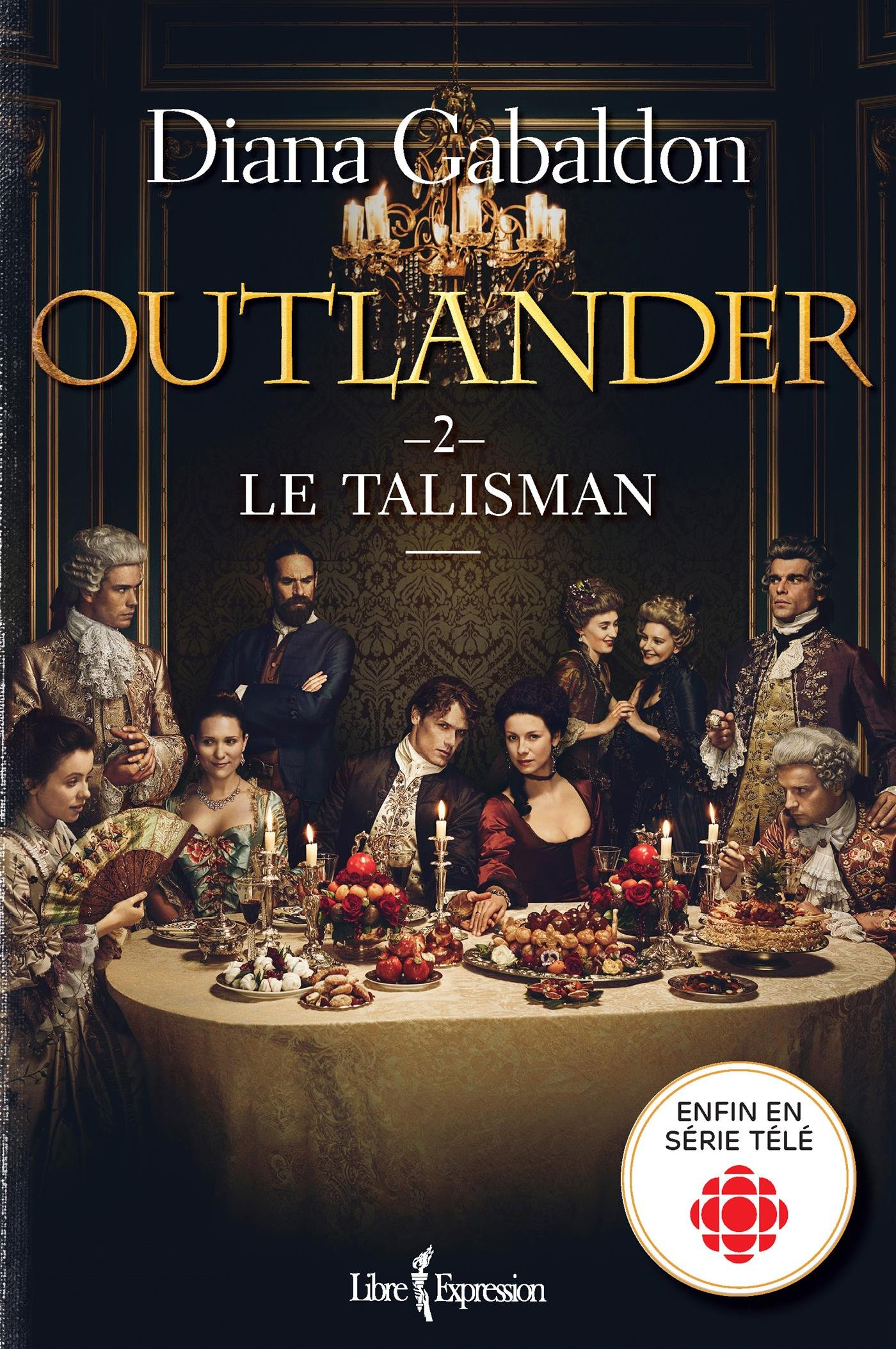 Outlander, tome 2: Le talisman