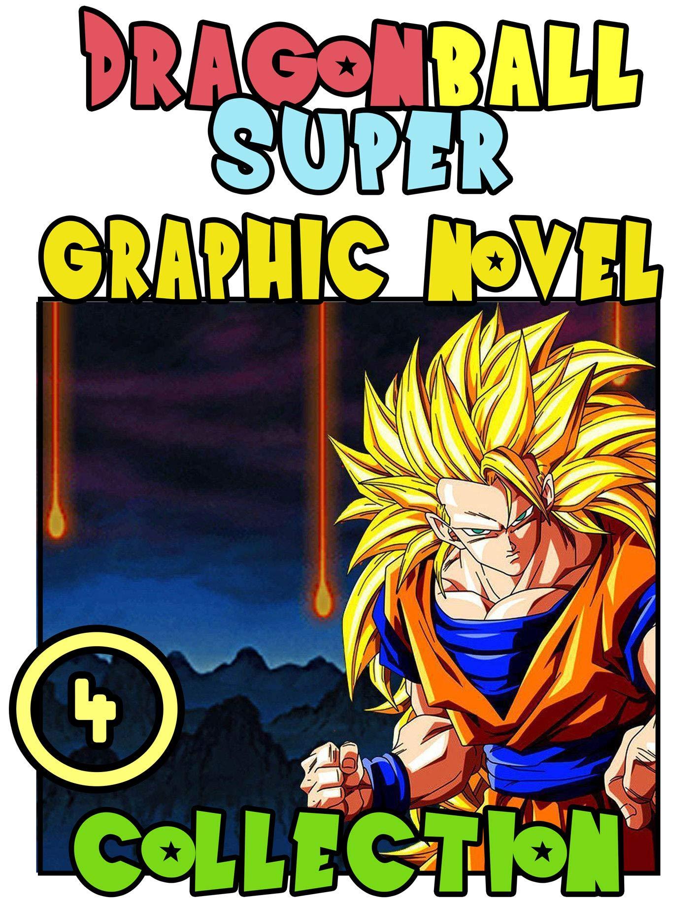 DragoSupe: Vol 4 - Great Shounen Manga For Young & Teens , Adults, Dragon Goku Super Ball Fan