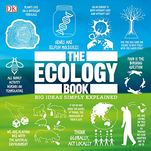 The Ecology Book (Big Ideas Series)