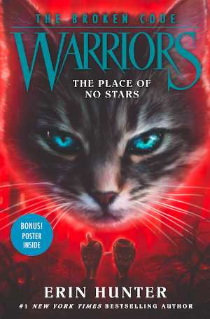 The Place of No Stars (Warriors: The Broken Code, #5)