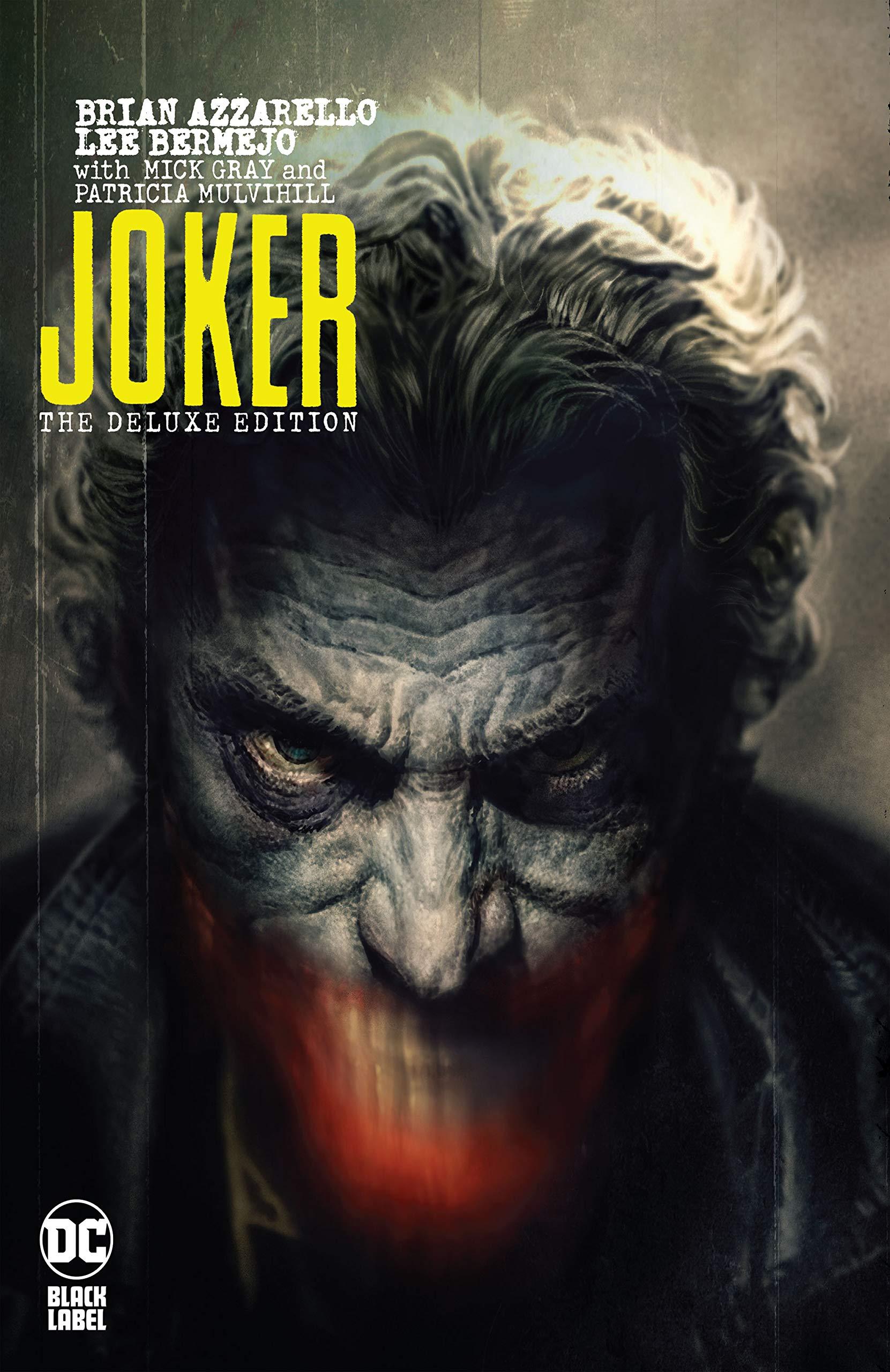 Joker: The Deluxe Edition (Joker (2008))