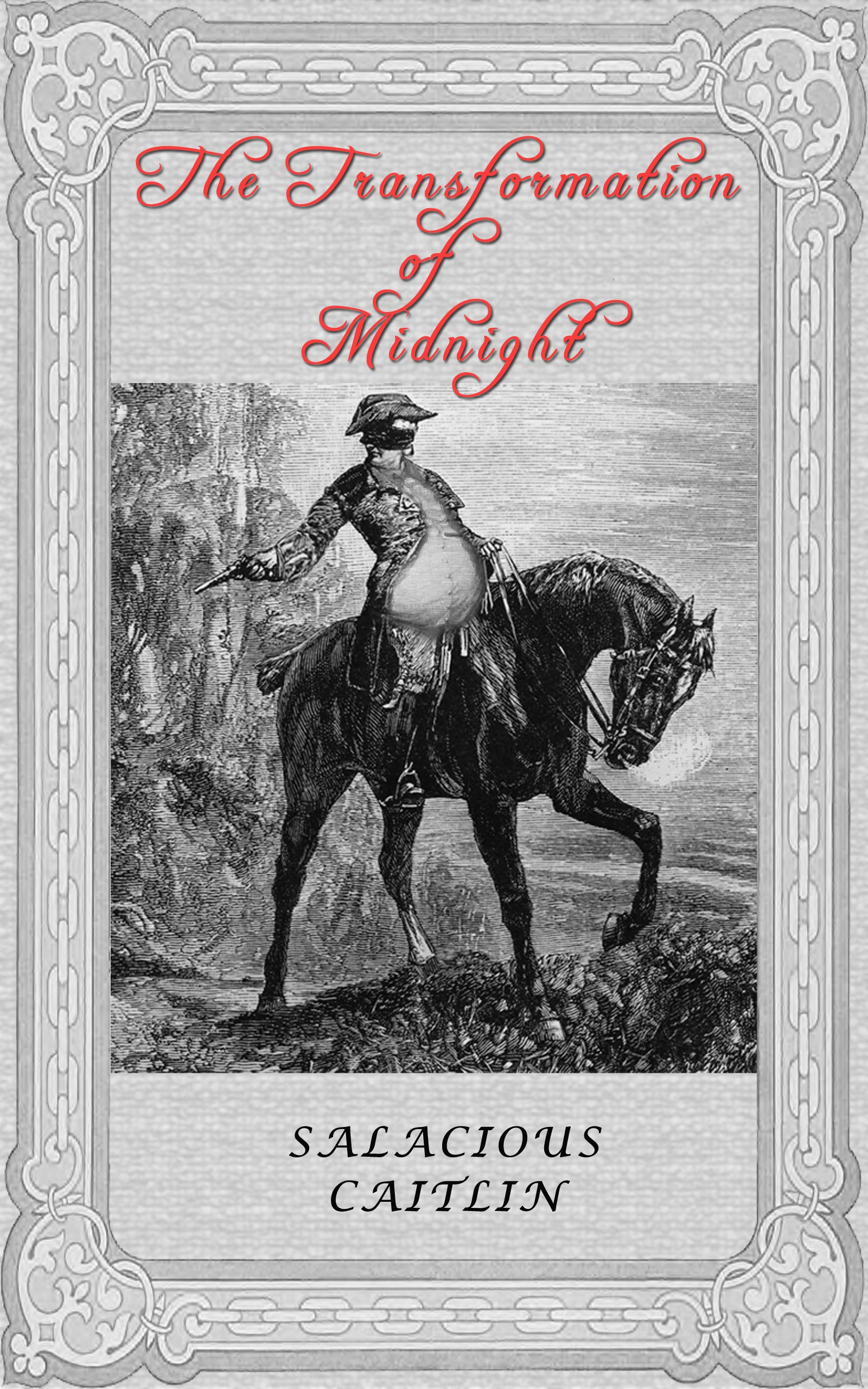 The Transformation of Midnight: A novella-length historical fantasy gay romance involving fat eroticism. For 18 and up only.