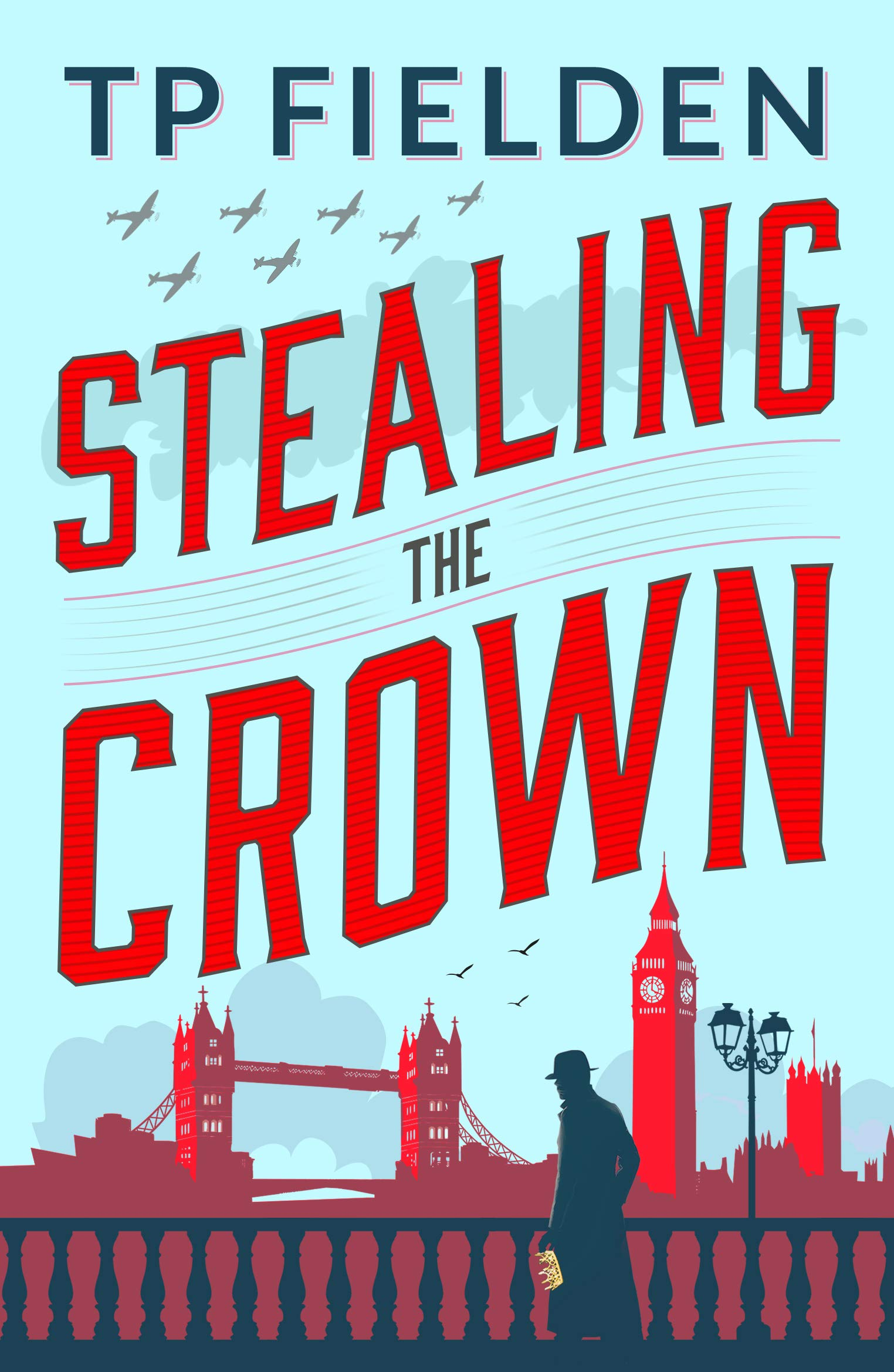 Stealing the Crown (A Guy Harford Mystery #1)
