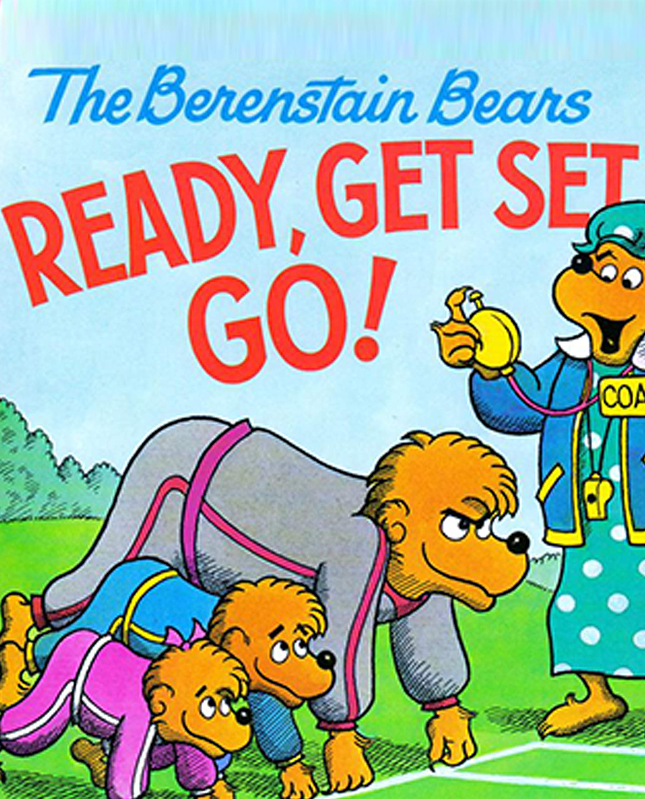 The Berenstain Bears Ready: Recommended for classic children's picture books