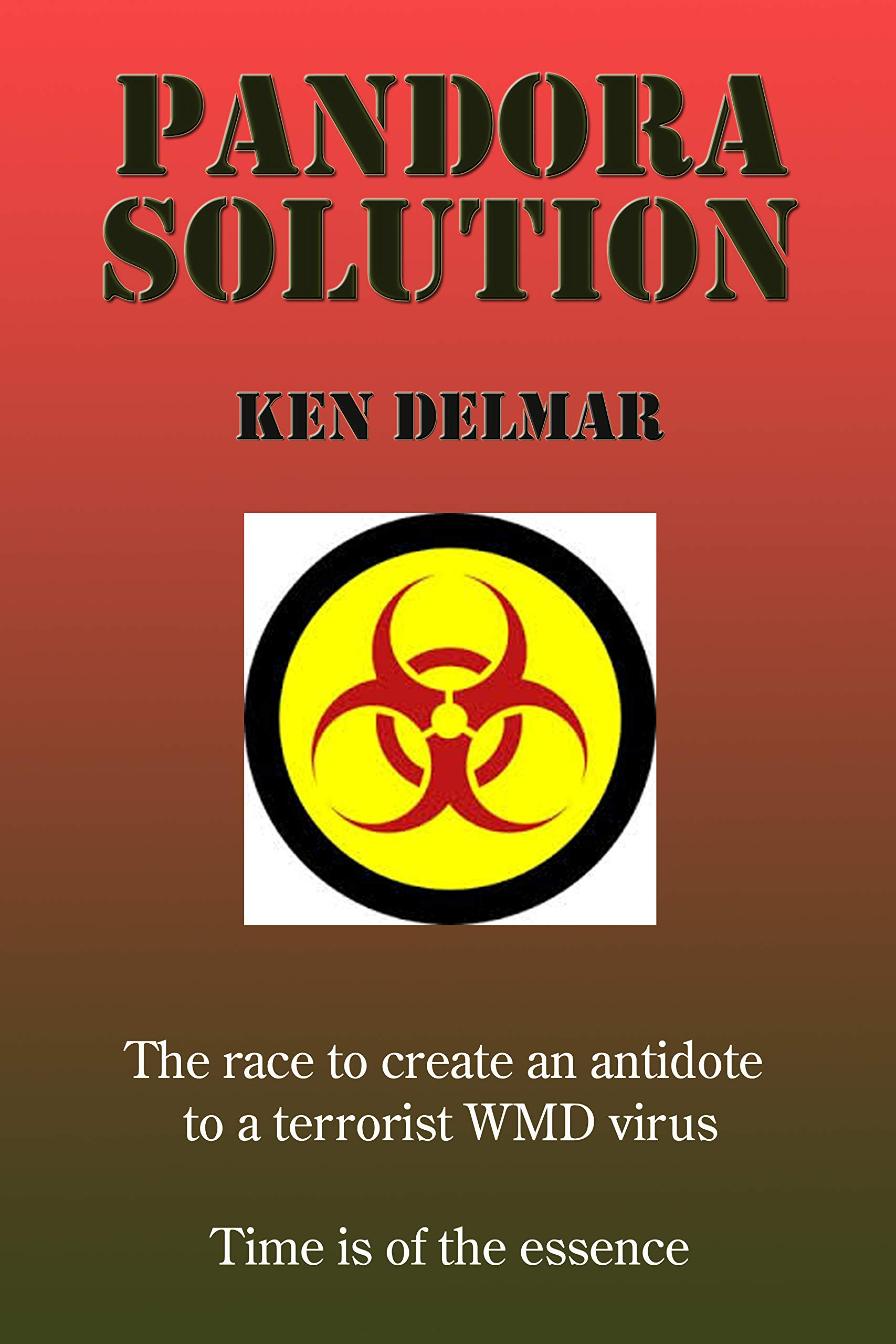 Pandora Solution: The Race To Create An Antidote To A Terrorist WMD Virus