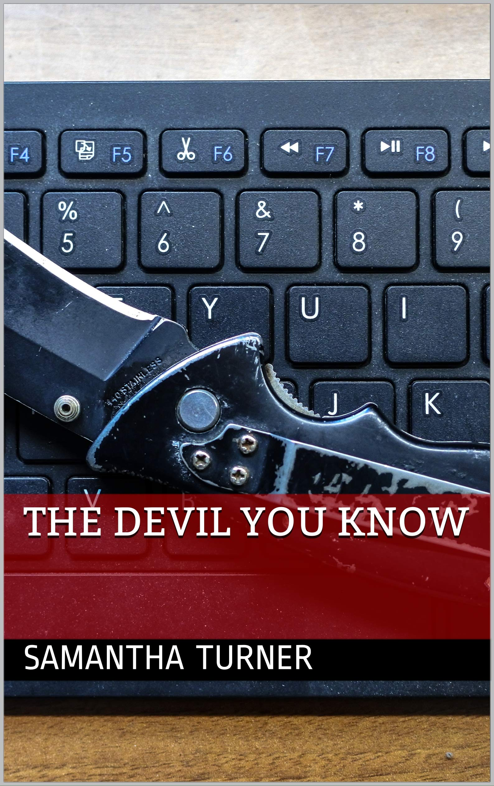 The Devil You Know (The Lizzie Holland Stories, #1)