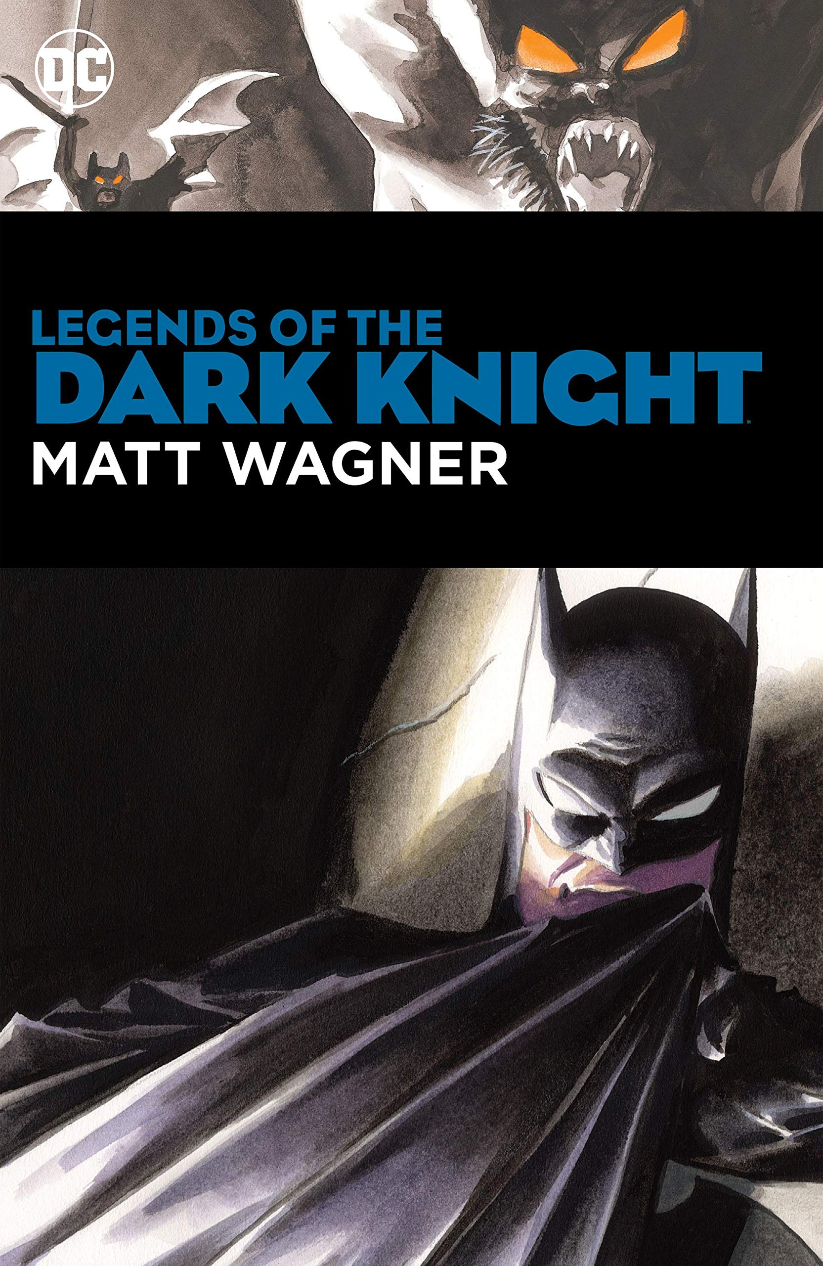 Legends of the Dark Knight: Matt Wagner