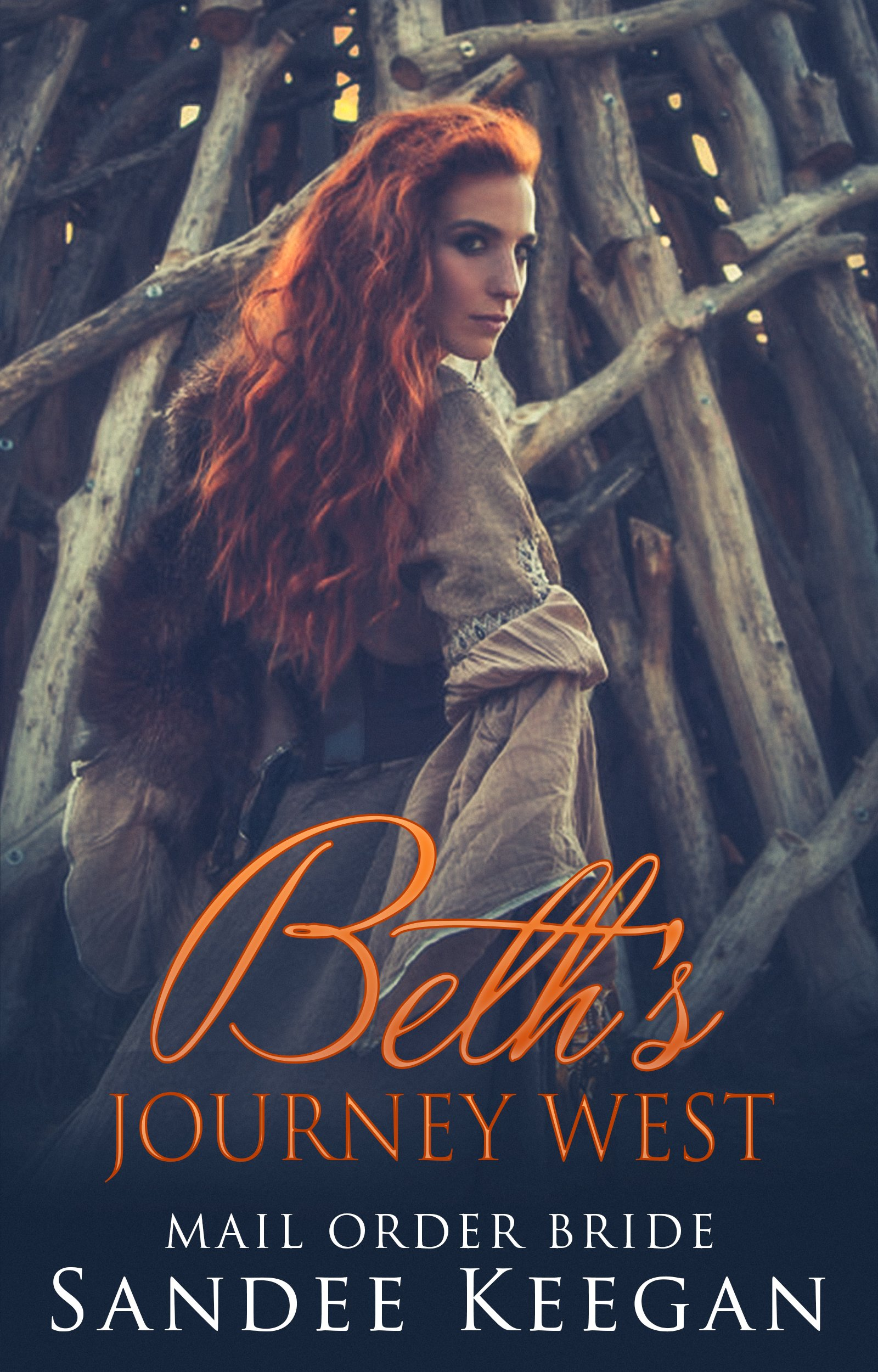 Beth's Journey West: Mail Order Bride