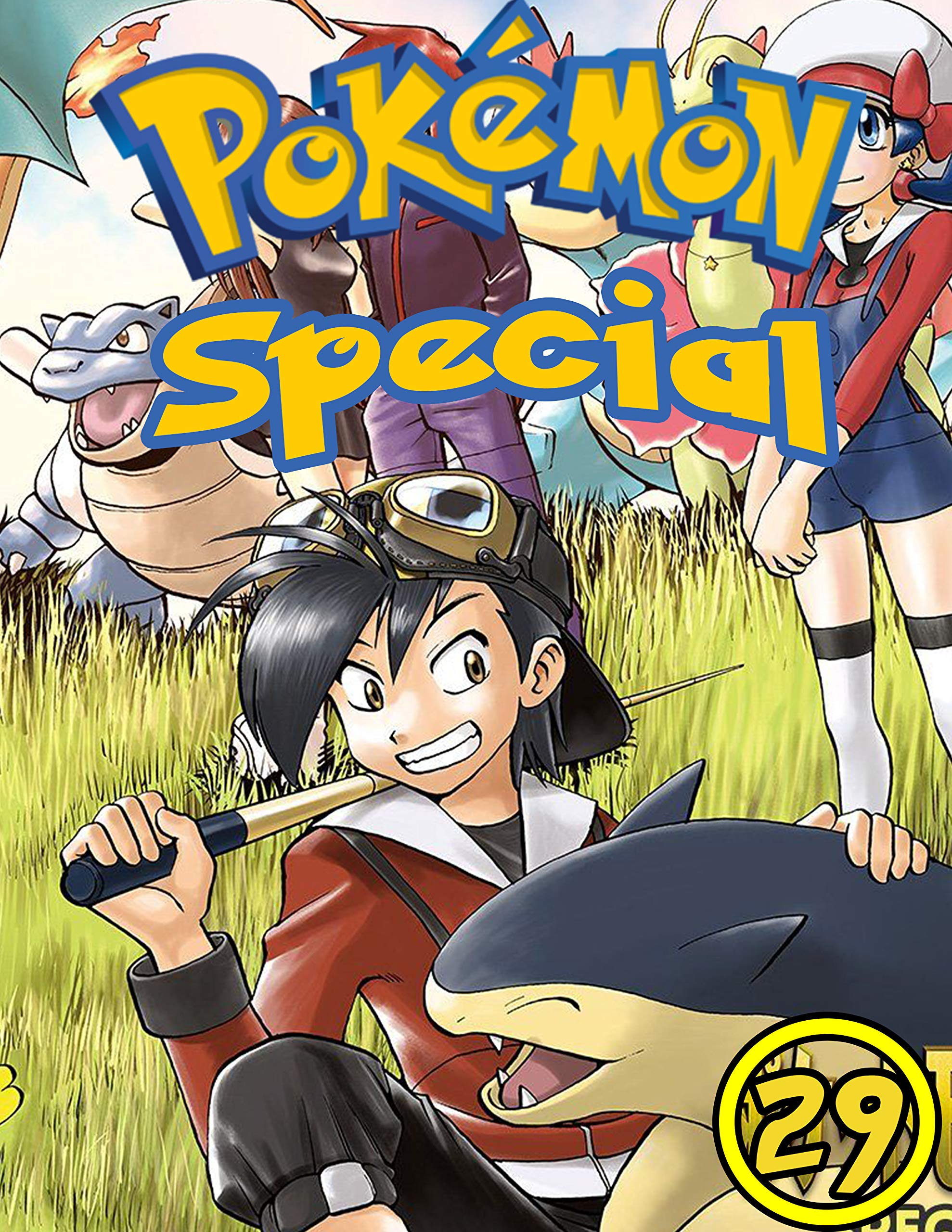Pokémon Special: Vol 29 - Comic Manga Collection For Young Reader